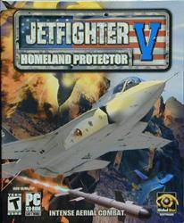 JetFighter V: Homeland Protector [2004] [PC Juego] [Simulador]